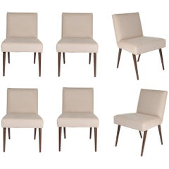 Set of Six Sheppard Dowel Leg Side Dining Chairs