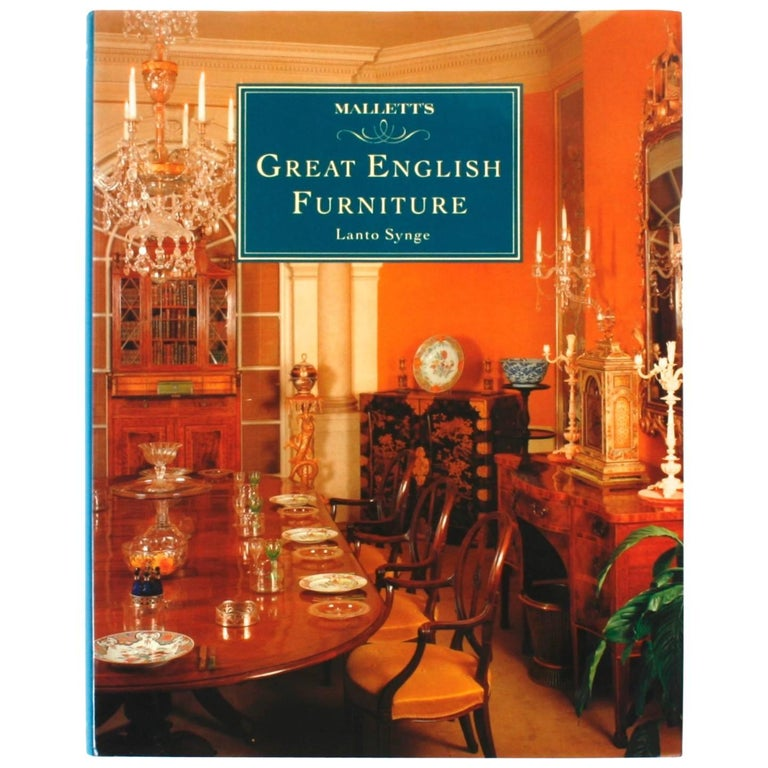 'Mallett's Great English Furniture' 1st Edition Book