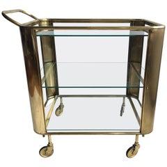 Bauhaus Drinks Trolley/Bar Cart