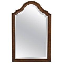 Antique Wall Mirror, English, Walnut, Edwardian, circa 1910