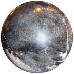 Medium Petrified Wood Sphere Accessory