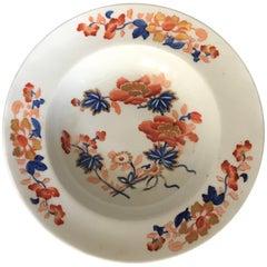Chamberlain's Worcester Imari Soup Plate