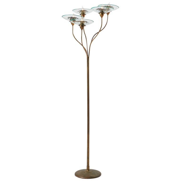 Pietro Cheisa Floor Lamp for Fontana Arte For Sale