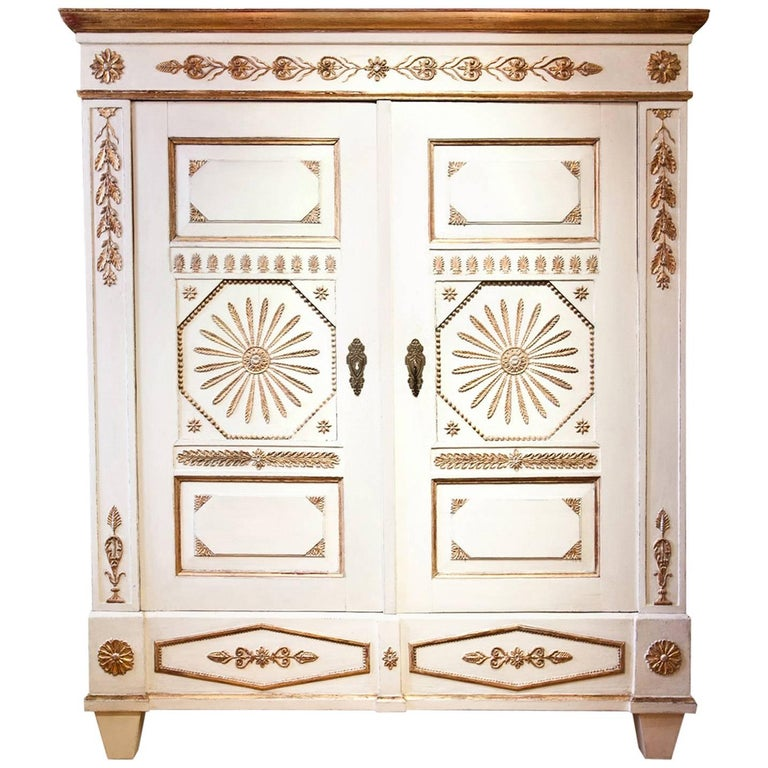 Cabinet, Bremen, First Half of the 19th Century