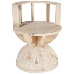 Rosa Dei Venti Chair by Mario Ceroli, Mobili Nella Valle