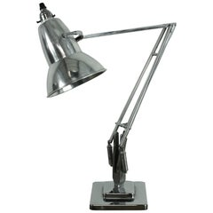 Vintage 1930s George Carwardine for Herbert Terry Stripped Anglepoise Lamp