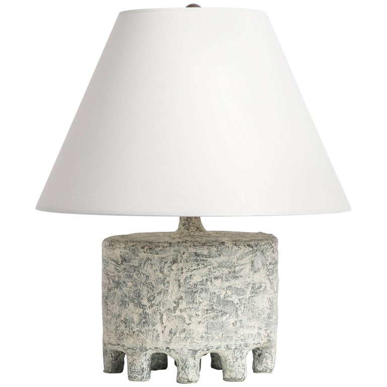 Cast Resin Kubus Table Lamp, KACPER DOLATOWSKI