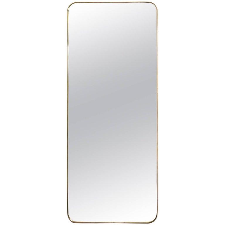 Vintage Italian Mirror For Sale