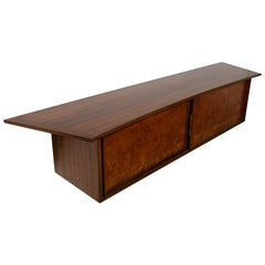 """""""Origins"""" Wall-Mounted Cabinet by George Nakashima for Widdicomb"""