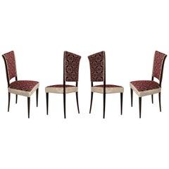 Midcentury Italian Chairs, 1950