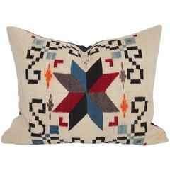 Tex Coco Mexican/American Indian Weaving Pillow