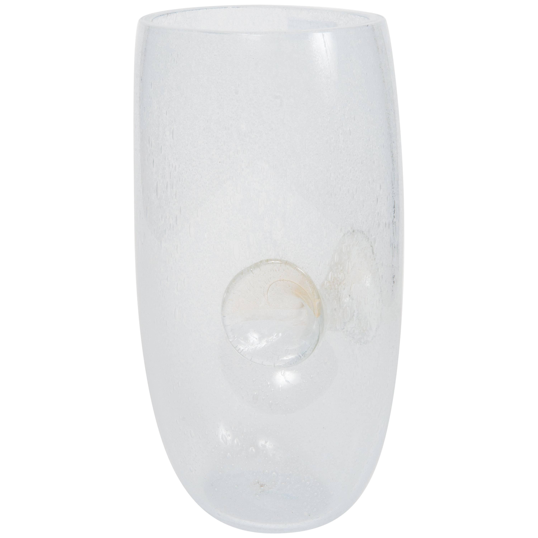 Glass Vase by Venini