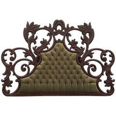 King-Size Headboard Venetian Style