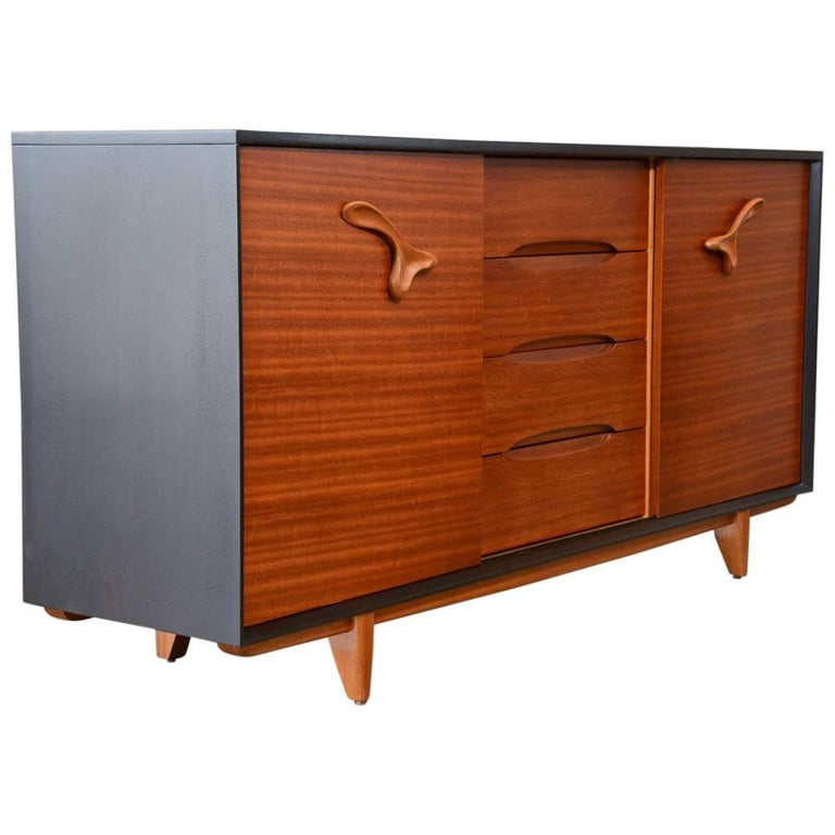 39 Treasure Chest 39 Dresser By Paul Laszlo For Brown And Saltman For Sale At 1stdibs