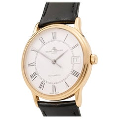 Baume & Mercier Classima Men's Wristwatch