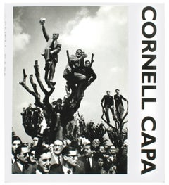 """Cornell Capa: Photographs"" Book, Signed First Edition by Cornell Capa"