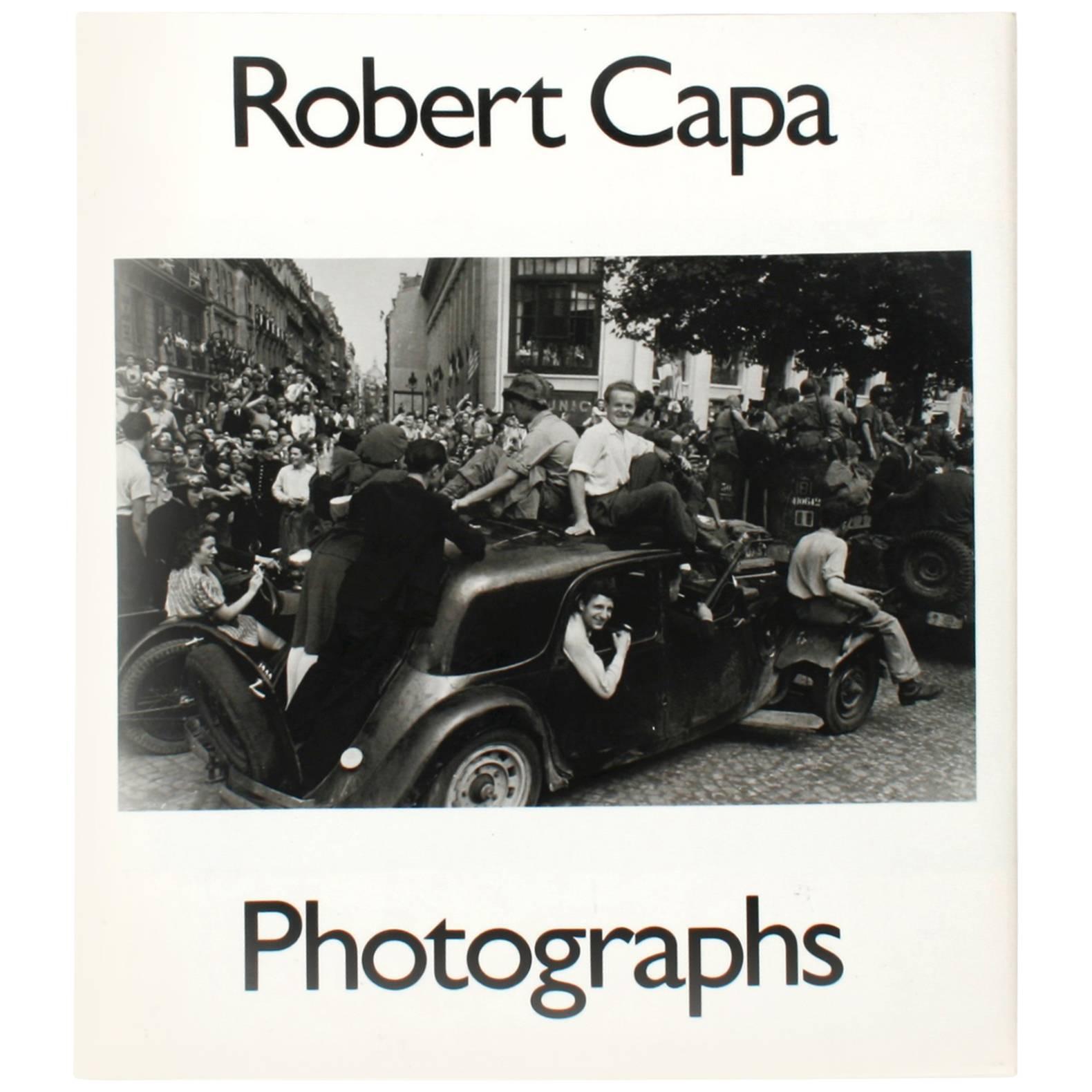 Robert Capa: Photographs, First Edition by Robert & Cornell Capa