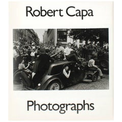 Robert Capa: Photographs, First Edition by Robert & Cornell Capa