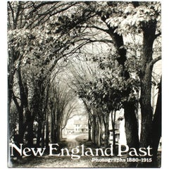 """New England Past"" Book, First Edition by Norman Kotker"