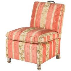 All Original Slipper Chair by Samuel Marx