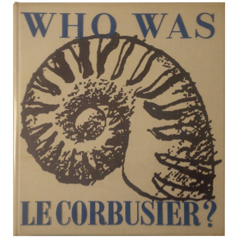 Who Was Corbusier? For Sale
