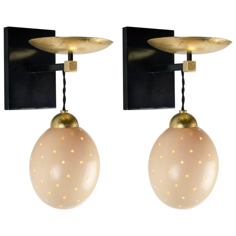 Pair of Belleville Sconces by Bourgeois Boheme Atelier
