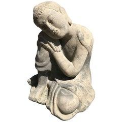 Serene Large Restful Buddha