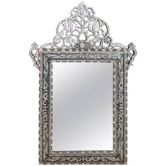 Syrian Mother-of-Pearl Mirror
