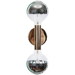 Double Bulb Sconce
