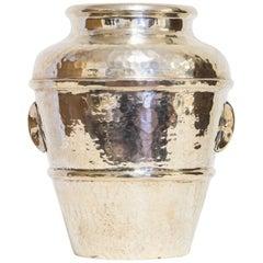 Silver Vase, 20th Century