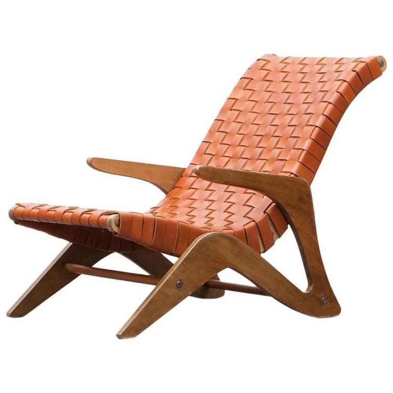 Jose Zanine Caldas Lounge Chairs