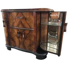 "Complimentary Shipping ""Sarti"" Italian Art Deco Bar"