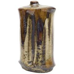 Zsolnay of Pecs Mid-Century Ceramic Vase, Hungary, 1960s