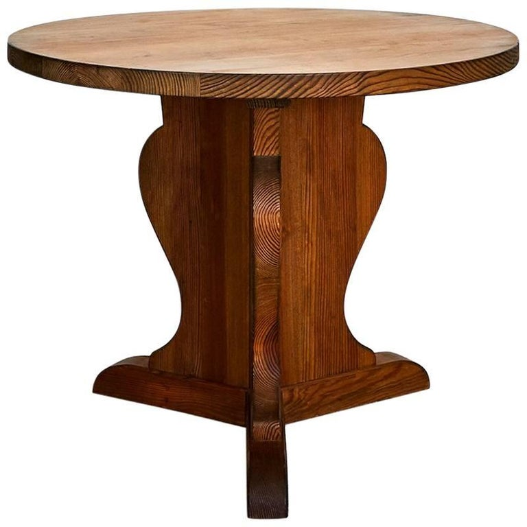 Axel Einar Hjorth for Nordiska Kompaniet Lovo Side Table 1