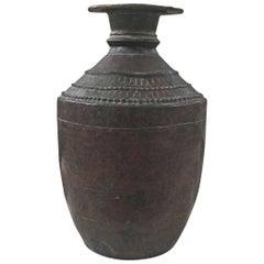 Tall Antique Water Vessel, circa 1850