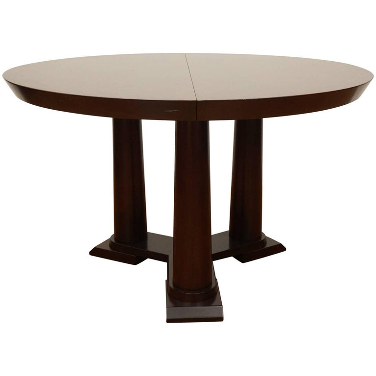 Contemporary Extension Dining Table For Sale