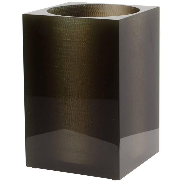 Black Grove Vessel by Studio Truly Truly, Made in Netherlands