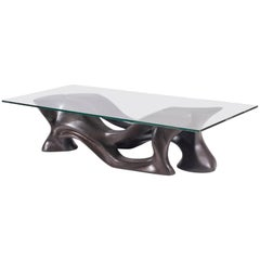 Amorph Crux Coffee Table, Stained Ebony,