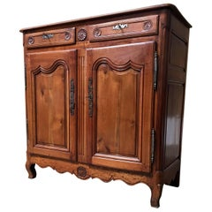 Early 19th Century Wild Cherry High Buffet
