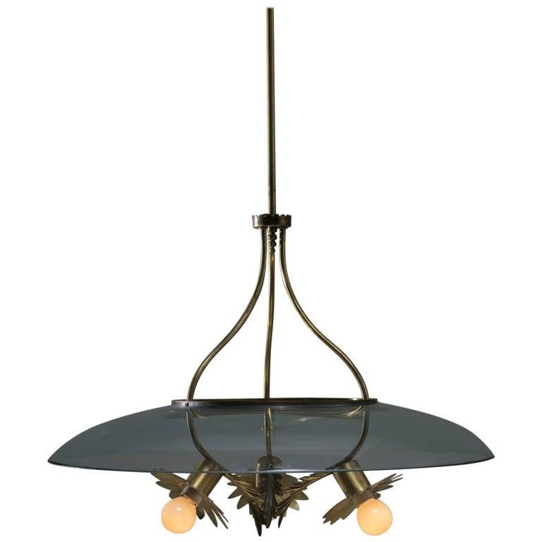 Italian 1950s Pendant Lamp