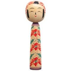 Tsuchiyu Kokeshi Doll