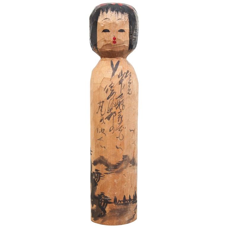 Kokeshi Doll For Sale