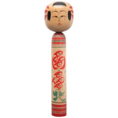 Sakunami Kokeshi Doll