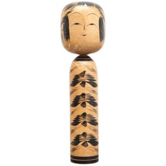 Togatta Kokeshi Doll