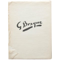 George Braque Book