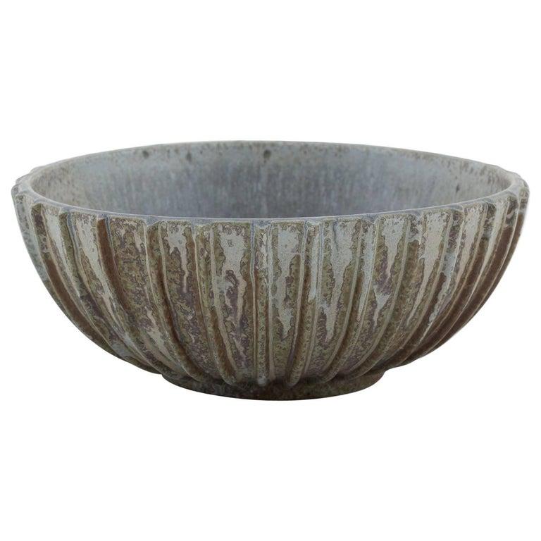 Arne Bang Stoneware Large Bowl