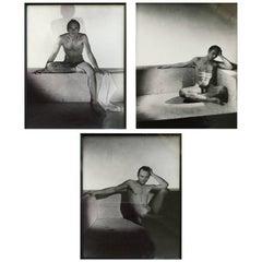 "George Platt Lynes ""Yul Brenner"" Photographs, circa 1942"