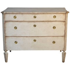 Swedish Gustavian Style Commode
