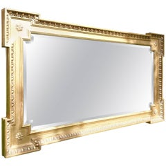 19th Century Victorian Antique Mirror