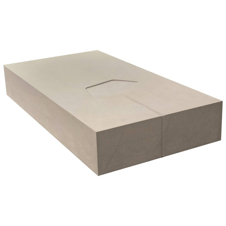 Clareira Coffee Table by Claudia Moreira Salles For Sale